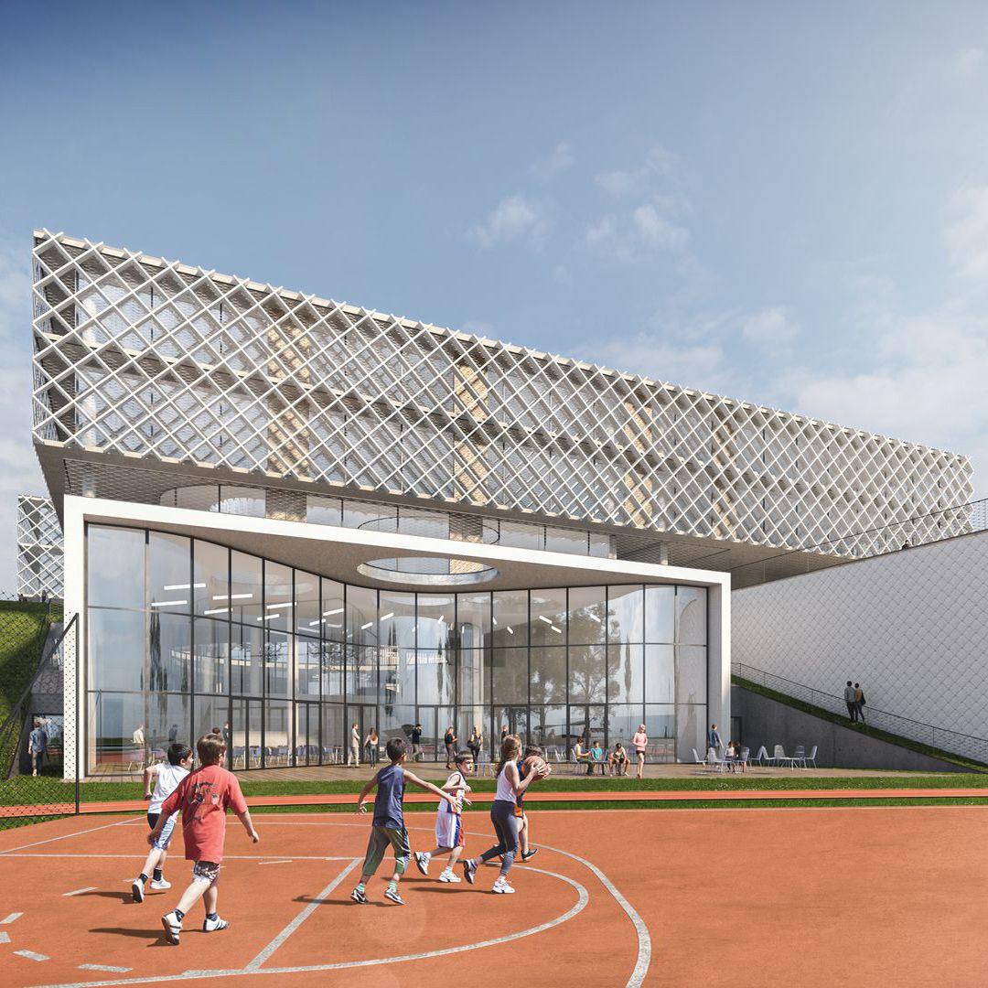 A NEW SCHOOL FOR MĚCHOLOUPY